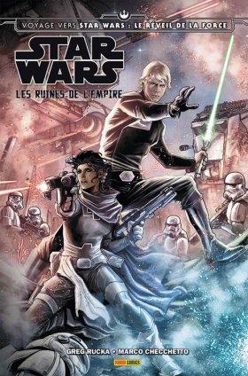 Star Wars - Les Ruines de l'Empire - Greg Rucka & Marco Checchetto