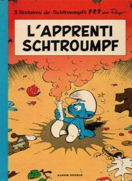 L'Apprenti Schtroumpf - Peyo