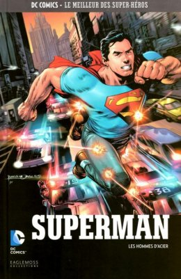 Superman : Les Hommes d'Acier- Grant Morrison