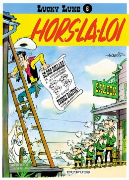 Lucky Luke : Hors-la-loi - Morris
