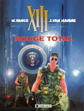 XIII - Tome 5 : Rouge Total - Vance & Van Hamme