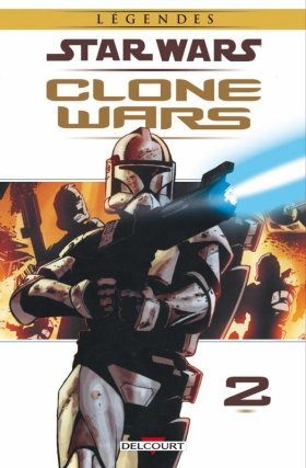 Star Wars - Clone Wars - Tome 2 : Victoires et sacrifices