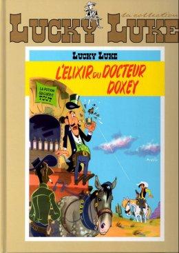 Lucky Luke : L'Elixir du Docteur Doxey - Morris