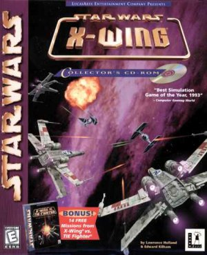 Star Wars: X-Wing - LucasArts