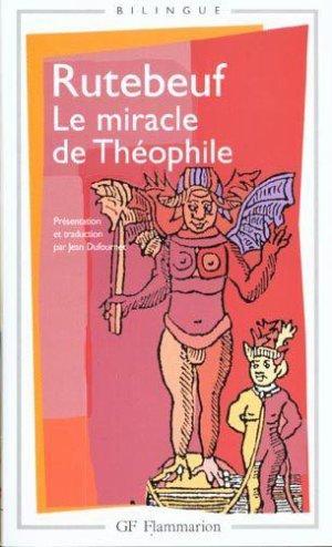 Le Miracle de Théophile - Rutebeuf