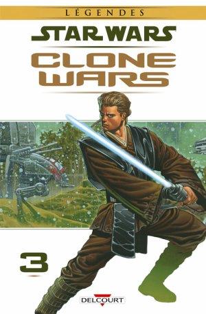 Star Wars - Clone Wars - Tome 3 : Dernier combat sur Jabiim