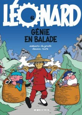 Léonard : Génie en balade - Turk & De Groot