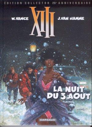 XIII - Tome 7 : La Nuit du 3 Août - Vance & Van Hamme