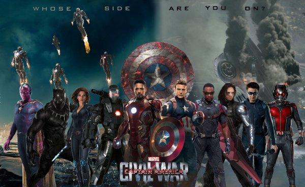 Captain America : Civil War - Les Frères Russo