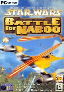 Star Wars : Battle for Naboo - LucasArts