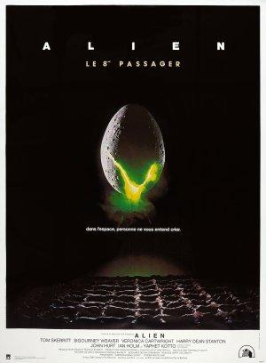 Alien : Le Huitième Passager - Ridley Scott