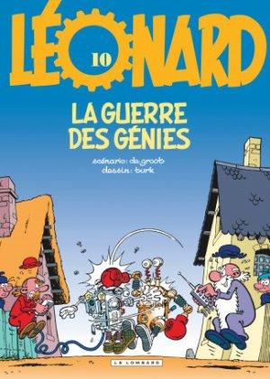 Léonard : La Guerre des Génies - Turk & De Groot