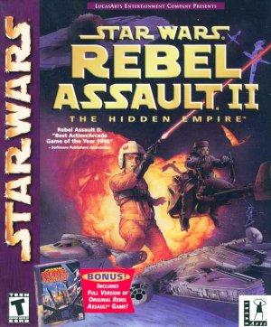 Star Wars - Rebel Assault II : The Hidden Empire - LucasArts