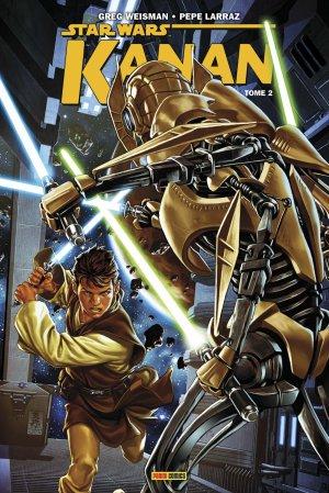 Star Wars - Kanan - Tome 2 : Premier sang - Weisman et Larraz