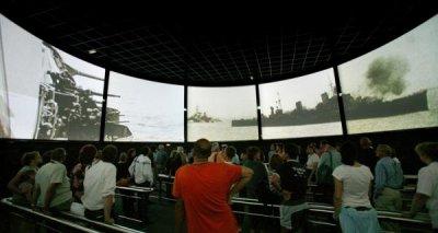 Arromanches 360 - Cinéma circulaire