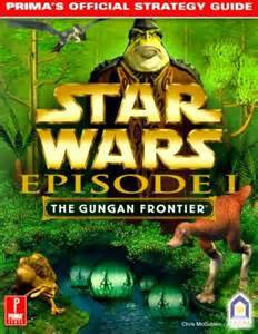 Star Wars - Episode I : The Gungan Frontier - Lucas Learning