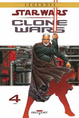 Star Wars - Clone Wars - Tome 4 : Lumière et Ténèbres
