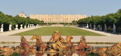 Le Chateau de Versailles et ses Jardins Musicaux
