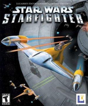 Star Wars - Starfighter - LucasArts