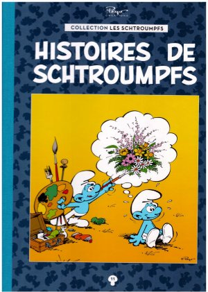 Histoires de Schtroumpfs - Peyo