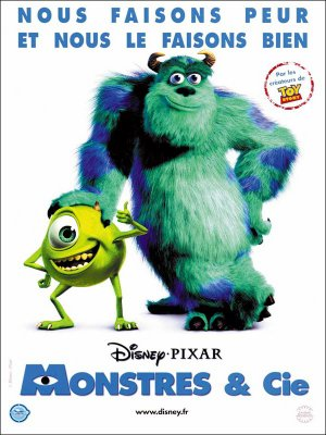 Monstres & Cie - Pixar