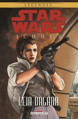 Star Wars Icones - Tome 2 : Leia Organa