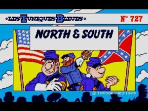 North and South - Infogrames