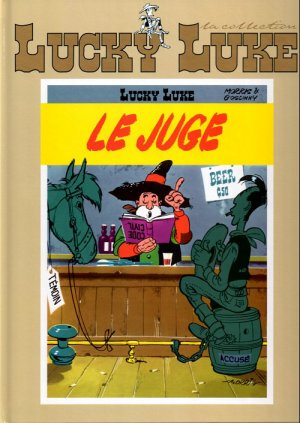 Lucky Luke : Le Juge - Morris & Goscinny