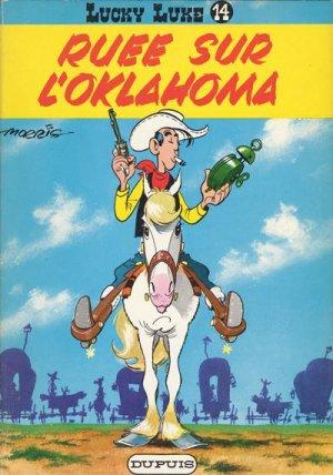Lucky Luke : Ruée sur l'Oklahoma - Morris & Goscinny