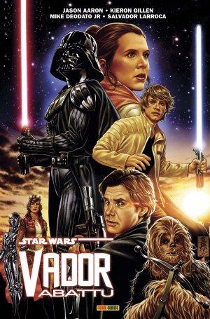 Star Wars - Vador abattu - Aaron & Gillen