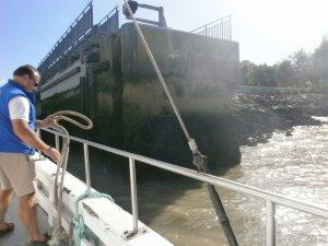 Promenade en bateau dans l'Estuaire de la Seine