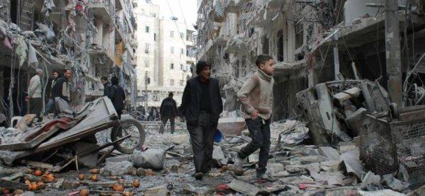 Le Conflit syrien - Les déclencheurs