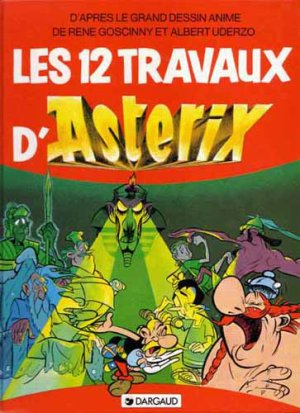 Les Douze Travaux d'Astérix - Goscinny & Uderzo