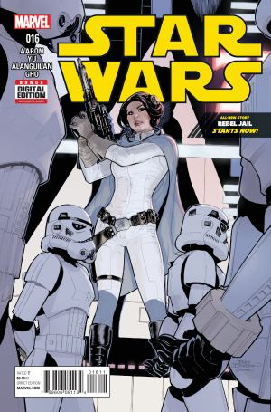 Star Wars - Tome 3 : Prison Rebelle