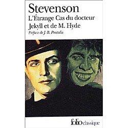 L'Etrange Cas du docteur Jekyll et de M. Hyde. - R. L. Stevenson