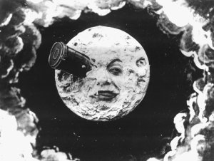 Le Voyage dans la Lune - Georges Méliès