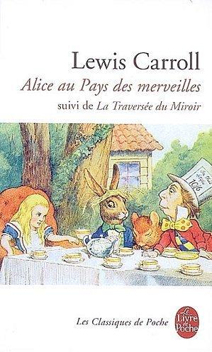 Alice au Pays des Merveilles - Lewis Caroll
