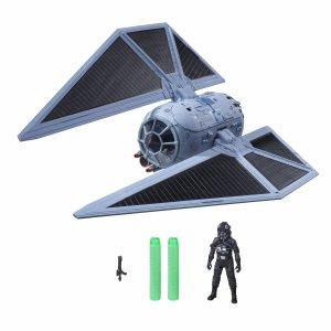 Encyclopédie Star Wars - Les modèles TIE