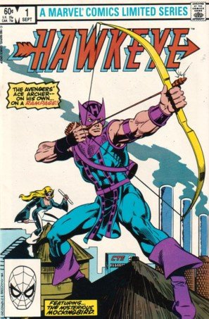 Hawkeye - Mark Gruenwald