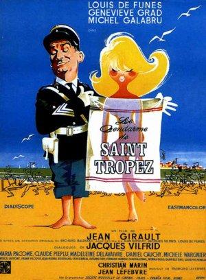 Le Gendarme de Saint-Tropez - Jean Girault