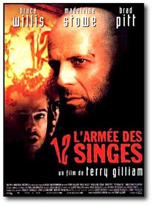 L'Armée des 12 singes - Terry Gilliam
