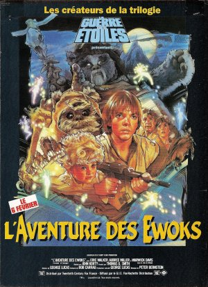 L'Aventure des Ewoks - La caravane du courage - John Korty