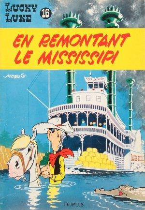 Lucky Luke : En remontant le Mississippi - Morris & Goscinny