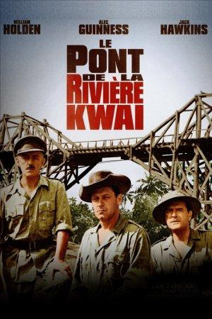 Le Pont de la rivière Kwai - David Lean