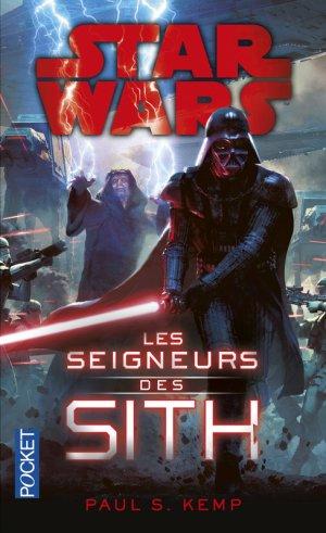 Star Wars- Les Seigneurs des Sith - Paul S.Kemp