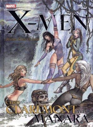 X-Men : Jeunes filles en fuite - Chris Claremont & Milo Manara