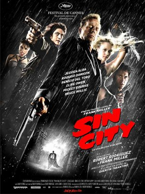 Sin City - Frank Miller & Roberto Rodriguez