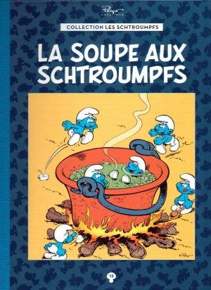 La Soupe aux Schtroumpfs - Peyo