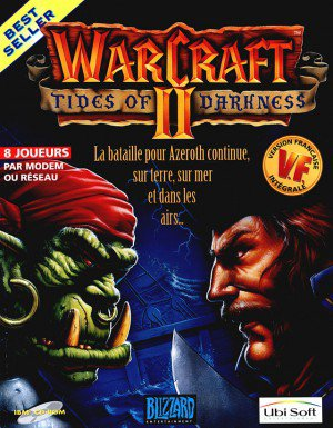 Warcraft II : Tides of Darkness - Blizzard Entertainment
