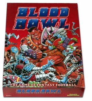 Blood Bowl - Games Workshop